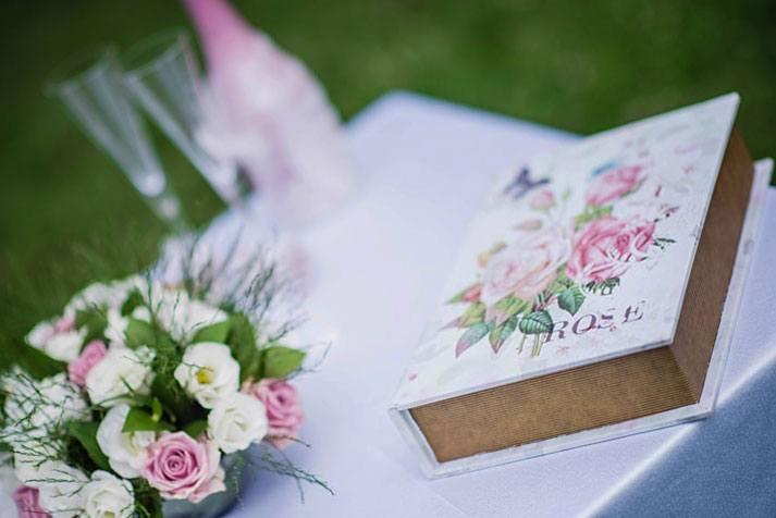 сватба на открито